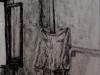 Atelier, 2004, inchiostro sumi su carta di riso, cm 41x25