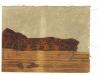 Interno berlinese, 2001, pastello su carta nepalese, cm 24x32