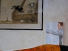 Omaggio ad Arikha, 2011, olio su tela, cm 41x33