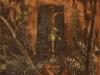 Ritorno di Kore, olio su tela, cm 100x80