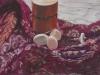 \'Perchè non c\'era propriamente nulla...\', 2010,  pastello su carta Ingres, cm 35x50