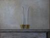 Coppia di candele, 2000, olio su tela, cm 40x50