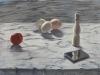 \'non era possibile divulgare il mistero...\', 2010, pastello su carta Ingres, cm 35x50