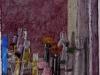 Specchio quotidiano, 2010, pastello su carta indiana, cm 28x19