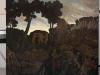 Le età del mondo, 2008, olio su tela, cm 110x135