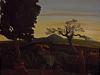 La pace, 2008, olio su tela, cm 49x59