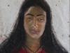 M., 2001, pastello su carta nepalese, cm 33x23